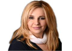 Μαρία Λοτσάρη: υποψήφια με τον Γ. Χατζημάρκο