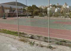 Αθλητικό Κέντρο Ερμούπολης: Προγραμματισμός για την ανακατασκευή του τάπητα στο ανοιχτό γήπεδο μπάσκετ