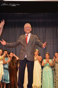Ο Γρηγόρης Γαλαντής στο myaigaio.gr
