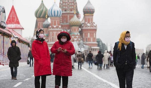 Ρωσία-κορoνοϊός: Πάνω από το 40% των κρουσμάτων το τελευταίο 24ωρο στη Μόσχα είναι ηλικίας από 18 έως 45 ετών