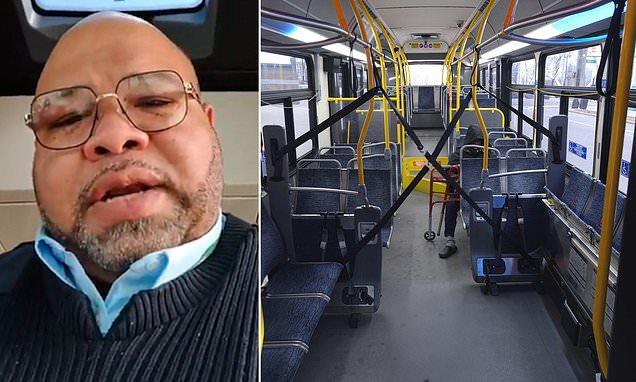 Οδηγός λεωφορείου πέθανε από κορονοϊό. Σε βίντεο έλεγε ότι κάποιος επιβάτης έβηξε δίπλα του