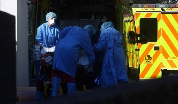 Κορονοϊός: 684 θάνατοι σε ένα 24ωρο στη Μεγάλη Βρετανία