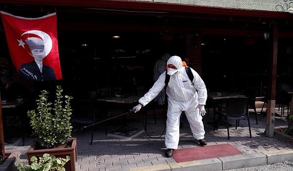 Κορονοϊός: 63 νεκροί στην Τουρκία σε μία μέρα