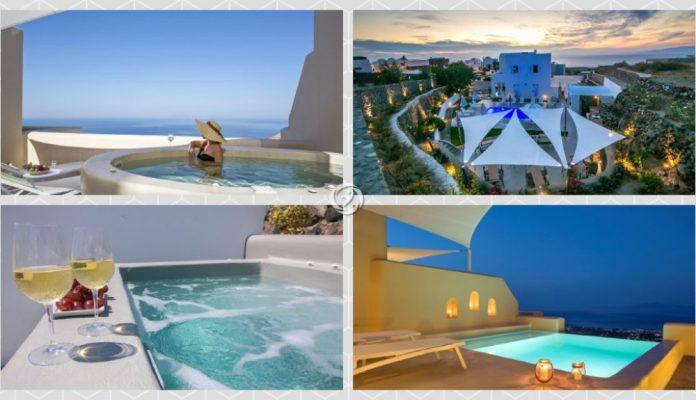 Αυτά είναι τα δύο περιζήτητα ξενοδοχεία στη Σαντορίνη που επιβάλλεται να επισκεφτείς!
