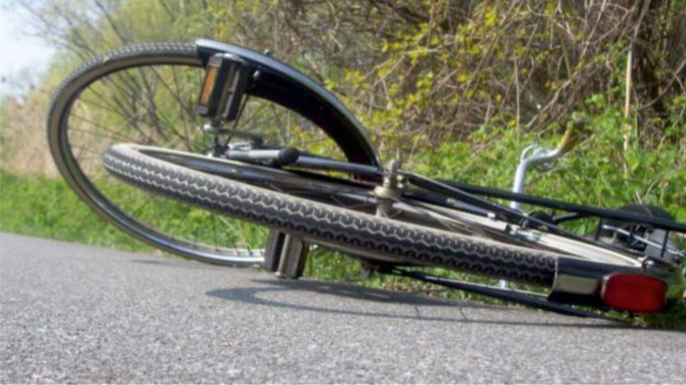 Κρήτη: Ποδηλάτης έπεσε σε γκρεμό 8 μέτρων