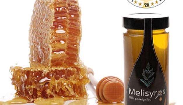 """Τα πρώτα βραβεία σε διαγωνισμό του Λονδίνου απέσπασε το """"Μέλισυρος"""""""