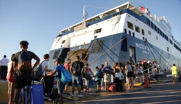 Έρχεται νέα αύξηση της πληρότητας στα πλοία