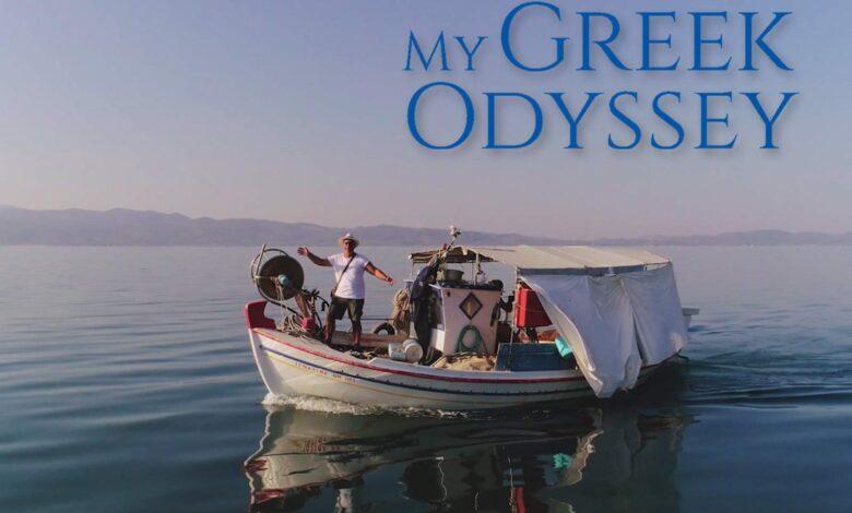 Η Τήνος στο ταξιδιωτικό ντοκιμαντέρ «My Greek Odyssey»