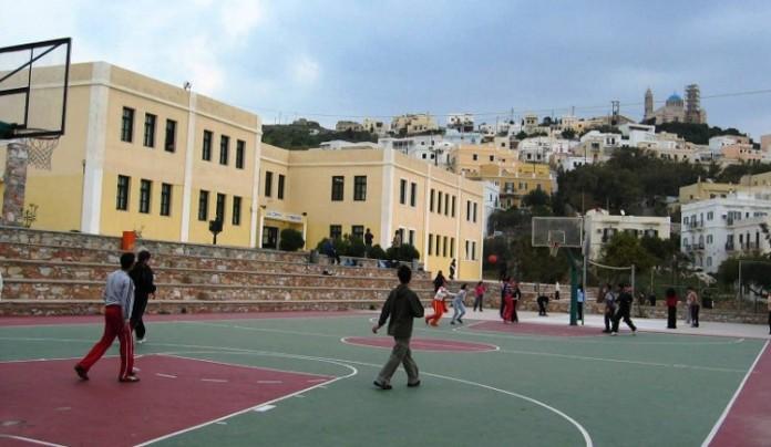 Προέγκριση υπογραφής σύμβασης με τον ανάδοχο για την  ενεργειακή αναβάθμιση του κτιριακού συγκροτήματος Γυμνασίων Σύρου