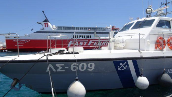 Τήνος. Περιπέτεια για 2 επιβαίνοντες σε σκάφος