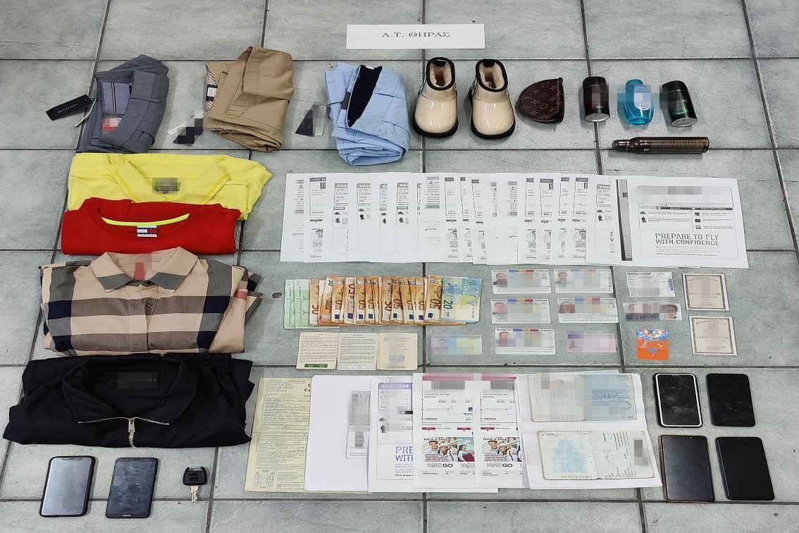 Σαντορίνη: Συνελήφθησαν αλλοδαποί για μεταφορά και διευκόλυνση εξόδου από την ελληνική επικράτεια παράτυπων μεταναστών