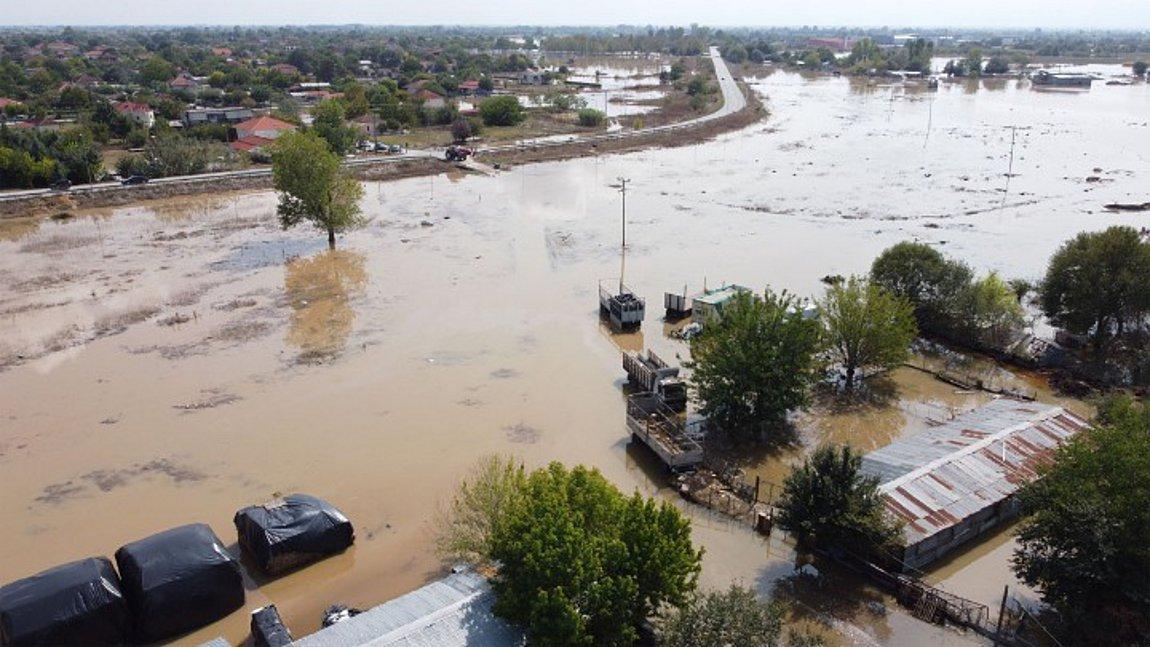 Επαρχείο Νάξου: Συγκέντρωση προϊόντων για τους πληγέντες από τις πλημμύρες στην Καρδίτσα