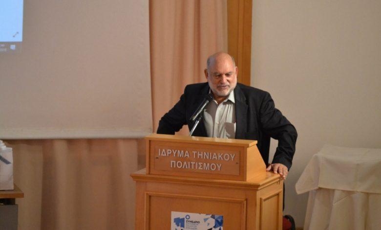 Συρμαλένιος- Καταδικάζουμε την απαγόρευση κυκλοφορίας στην Τήνο