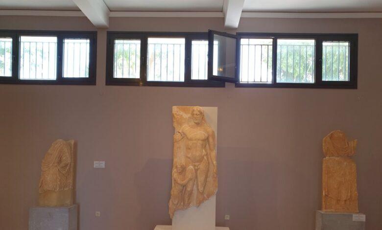 Στην Τήνο ένα από τα ωραιότερα έργα κλασικής γλυπτικής
