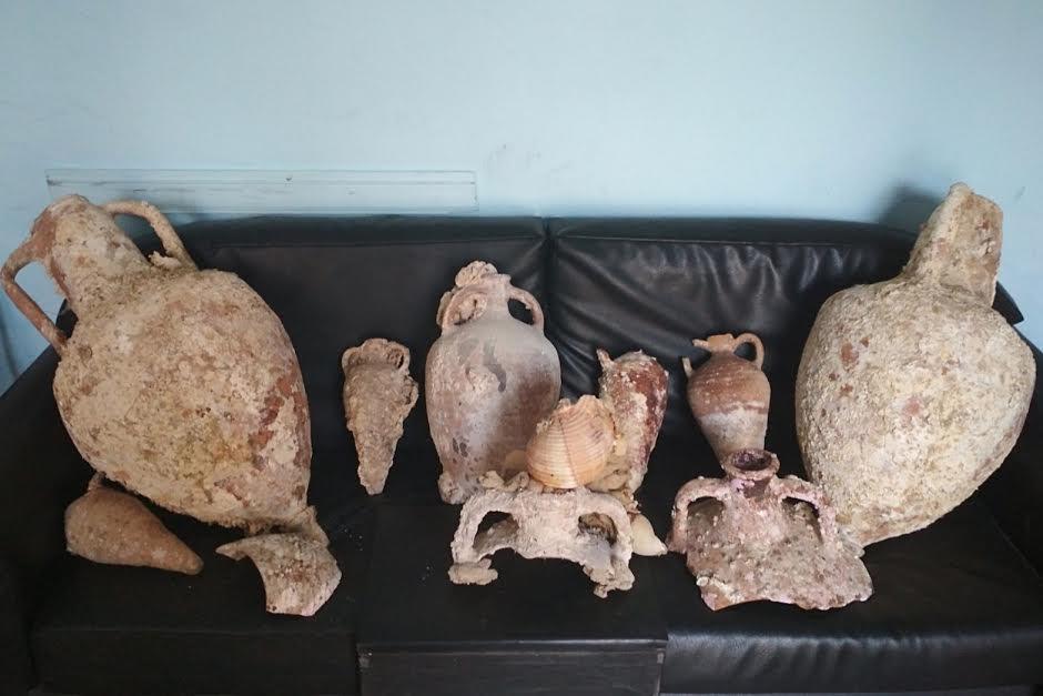 Συνελήφθη ημεδαπή για κατοχή αρχαιοτήτων στην Κάλυμνο